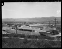 Hipódromo Agua Caliente racetrack and surroundings, Tijuana, Mexico, [1929?]