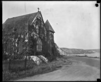 Church, Topanga Canyon, [circa 1920s]