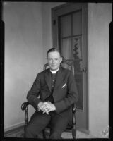 Reverend Harry Beal, 1926