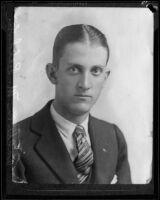 Baldwin M. Baldwin, 1927