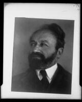 Composer Ernest Bloch, 1924