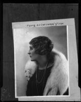 Berenice Boddy, [1920s?]