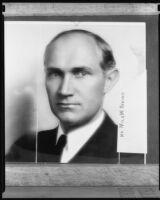 Milo W. Bekins, of Bekins Van and Storage