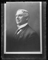 Frank L. Benepe, Montana pioneer, circa 1935 (copy print)