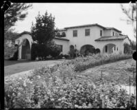 House of Frank Bryson, Beverly Hills, 1934