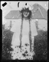 Irene Payne Burch, Arkansas (probably), circa 1910-1920