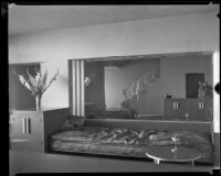 Home of Mr. and Mrs. Alberto Bolet, Los Angeles, 1932
