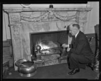 Henry B. R. Briggs, Postmaster of Los Angeles, 1934-1936