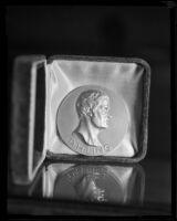 Per Henrik Ling medal, December, 1931