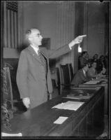Barclay W. Bradley, 1934