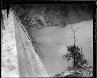 Big Dalton Dam, Glendora (vicinity), 1929