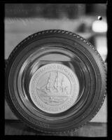 Al Cohn's Presidential Medal of Freedom, Los Angeles, 1935