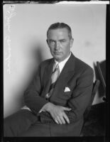 Film producer John W. Considine, Jr., Los Angeles, ca. 1920s (?)