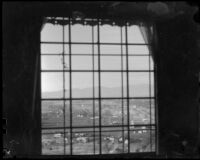 View from the window of a Sherman Oaks home, 1934