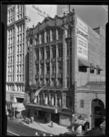 Desmond's flagship store on S. Broadway, Los Angeles, 1924-1935