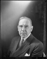 Judge Walter Desmond, 1927-1935 (?)