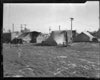 Unemployment settlement, Los Angeles, 1929-1939