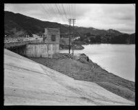 Devil's Lake and the Devil's Gate Dam, La Cañada Flintridge