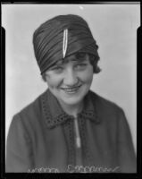 Marie Eastburn, 1920-1939