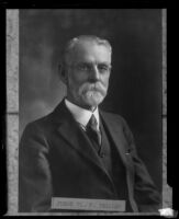 Judge William P. Fallman, 1920-1939