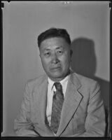 Tai Sung Lee, Los Angeles, 1935