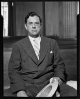 Kent K. Parrott, lawyer and politician, Los Angeles, 1935