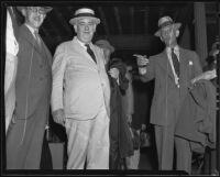 Clarence E. Martin, former president of teh Bar Association, 1935