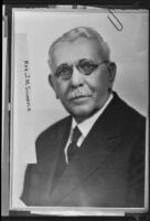 Reverend J. M. Schaefle celebrates 45 years of his minsitry, Hyde Park, 1935