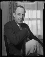 Harper Gatton fights un-American activities, Los Angeles, 1935