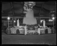 Los Angeles County's exhibit at the Los Angeles County Fair, Pomona, 1935