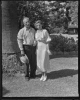 Jasper and Rose Butera, 1935