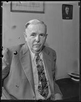 Edward Elmo Bollinger, Mohave County attorney, 1935