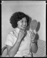 Ida Hom, [San Diego?], circa 1935