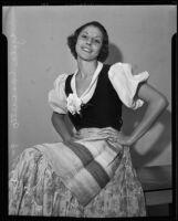 Yola Casaretto, 1935