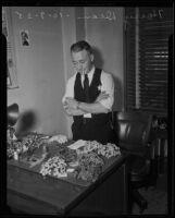 Harry Dean, investigator, Los Angeles, 1935