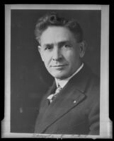 Portrait of Samuel E. Burke, highly-honored mason [rephotographed], 1935