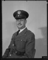 Lieutenant Colonel Frank J. Baum, Los Angeles, 1935