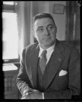 Edward Hennes, Los Angeles, circa 1934