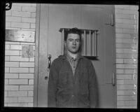 Convicted murderer William Edward Hickman, Los Angeles, 1927