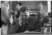David Hutton in divorce proceedings, 1933