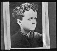 Harry Chandler as a child (copy)