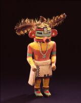 Kachina figure (X84-1084)