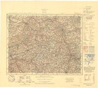 Topogr Ubersichtskarte des Deutschen Reiches