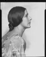 Opal Weimer Fostvedt Tice, 1933-1946
