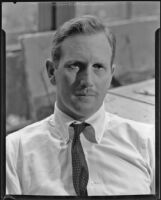 Paul Sample, artist, Pasadena, circa 1935