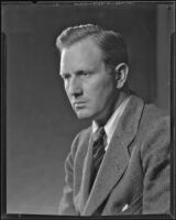 Paul Sample, artist, Pasadena, circa 1935