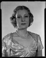 Helen Vinson, actress, 1925-1939