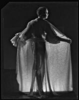 Woman in a dressing gown, 1925-1939