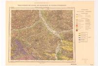 Amt Für Bodenforschung. Übersichtskarte de Geologie Und Bodenschätze des Generalgouvernements