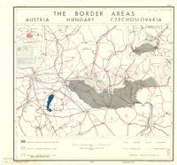 The Border Areas: Austria, Hungary, Czechoslovakia